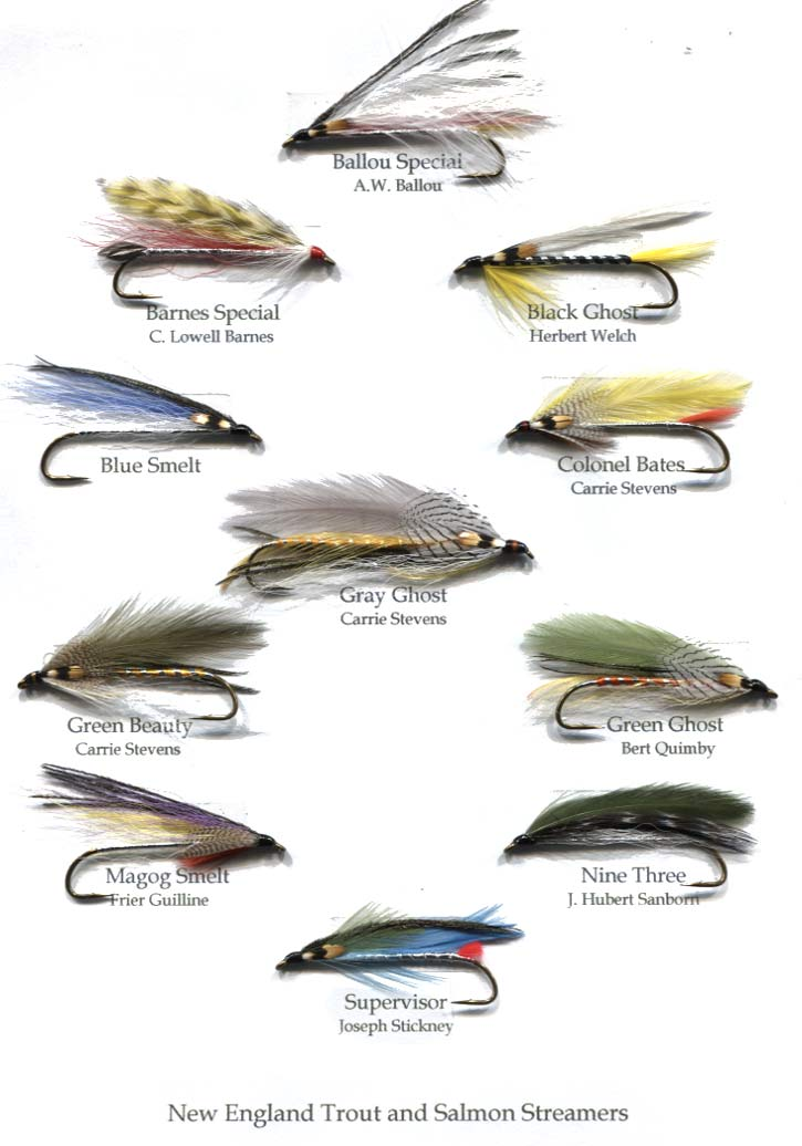 fish of the month, Fly Fishing Bait